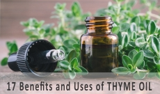 17 Amazing Benefits of Thyme Essential Oil